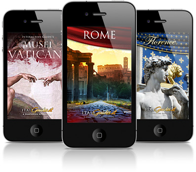 Steve Jobs. Travel apps from www.ItalyGuides.it, which are amazing!