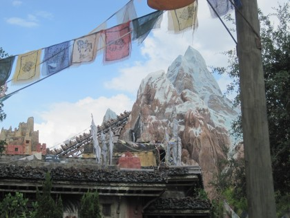 Expedition Everest, Disney's Animal Kingdom, Orlando, Florida.