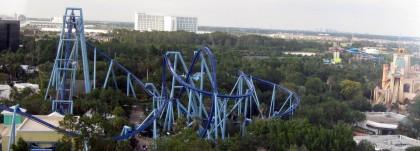 Manta, SeaWorld Orlando, Florida