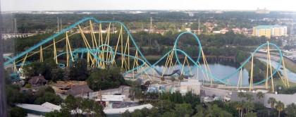 Kraken, Sea World Orlando.