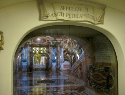 confessio-saint-peter-glass-doors