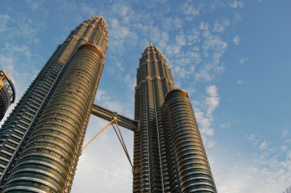 Petronas Towers. Photo: Luke Wilson (Lukeaw).