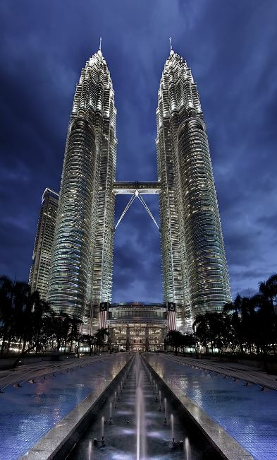 Petronas Towers. Photo by: Someformofhuman.