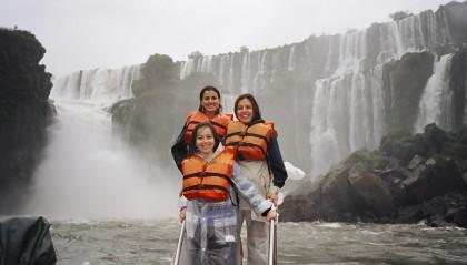 travel fears, Iguazú Falls, Brazil.