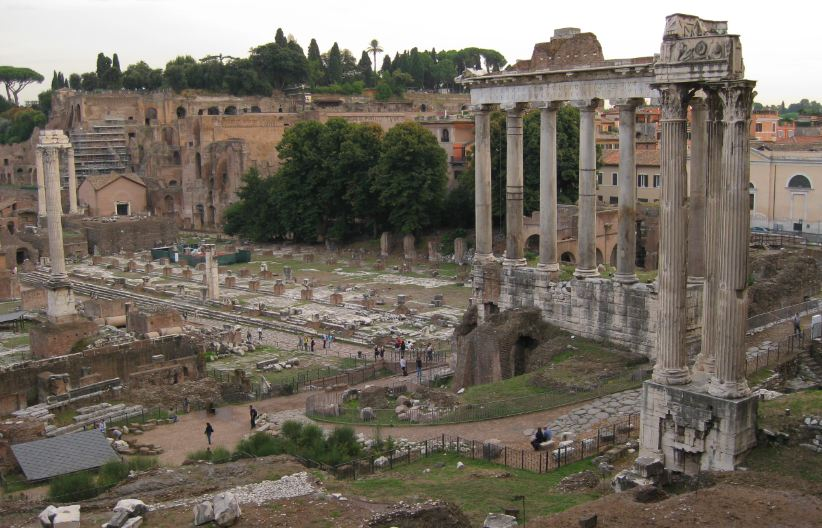 Pay Here Buy Here >> Top 10 archaeological sites in Rome (Part 2) | Cultural Travel Guide