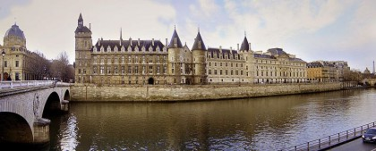French Revolution in 1789. La Conciergerie as it looks today. Photo: Ricardo André Frantz (User:Tetraktys), Wikipedia.