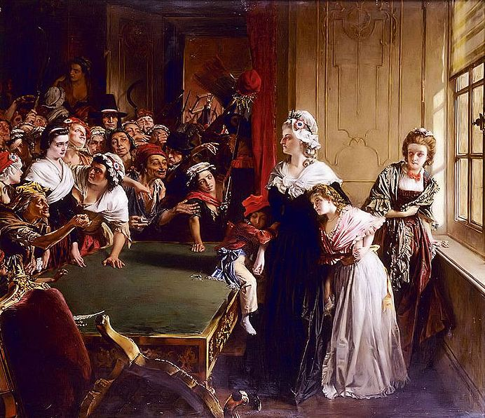 marie antoinette and the french revolution Marie antoinette 7:00  extremely helpful and poignant for a project about the french revolution my class was  translated version of marie's.