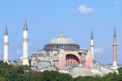 Minarets. Photo: Wikipedia, Robert Raderschatt.