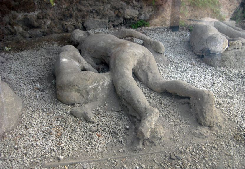 How did the people of Pompeii get frozen like that? | Sports, Hip Hop ...