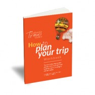 Cultural Travel Guide. How To Plan Your Trip Workbook.