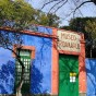 Mexico City, Frida Kahlo Museum, La Casa Azul. Photo: Wikimedia Commons, Nachtwächter.
