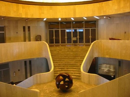 Mexico City. Museo de Arte Moderno. Photo: http://elsilenciero.com