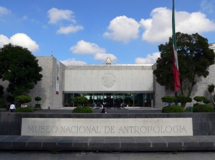 Mexico City, Museo Nacional de Antropología. Photo: Wikipedia, kornemuz.