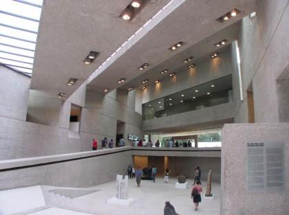 Mexico City. Museo Rufino Tamayo. Photo: http://chilangomex.wordpress.com