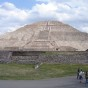 Mexico City, Pyramid of the Sun, Teotihuacán. Photo: http://wikitravel.org, 2old. Please copy and paste the following link to go to the original image: http://wikitravel.org/upload/en/c/c8/Mex.jpg