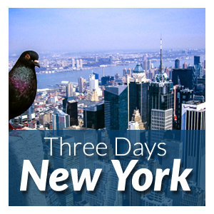 New York Itinerary 3 Days