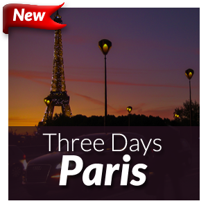 Paris Itinerary Three Days