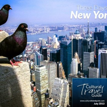 New York Itinerary 3 Days Cover