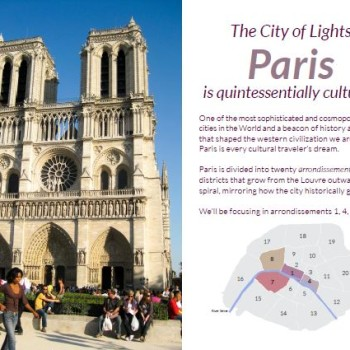 Paris Itinerary 3 Days Introduction