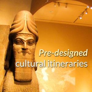 Pre-Designed Cultural Itineraries