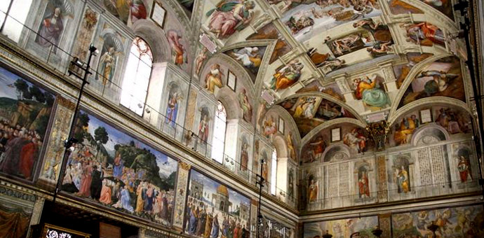 the sistine chapel ceiling turns 500 cultural travel guide