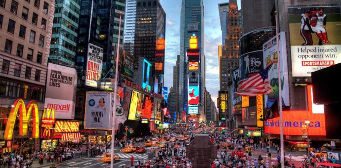 trip in new york essay