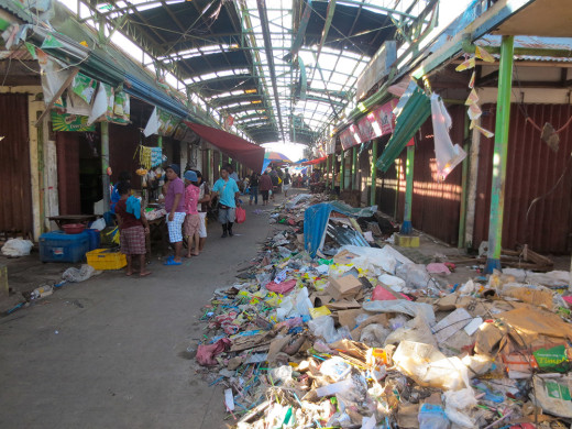 Philippines, A market moving towards normal operations post-typhoon